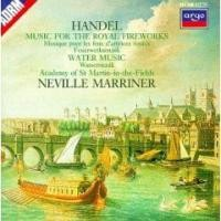 Academy of St. Martin in the Fields - Handel: Music for the Royal Fireworks: Suite HWV 351 - 3. La paix